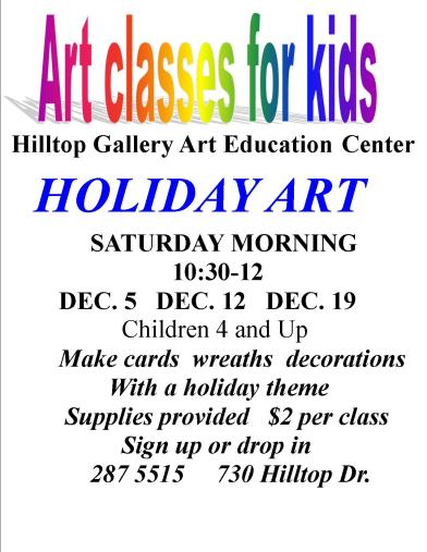 Holiday kids art2