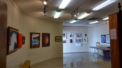 The 3 Sonorans in front gallery