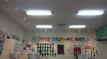 Hilltop art camp