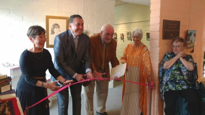 Opening of Faith Posey exhibit